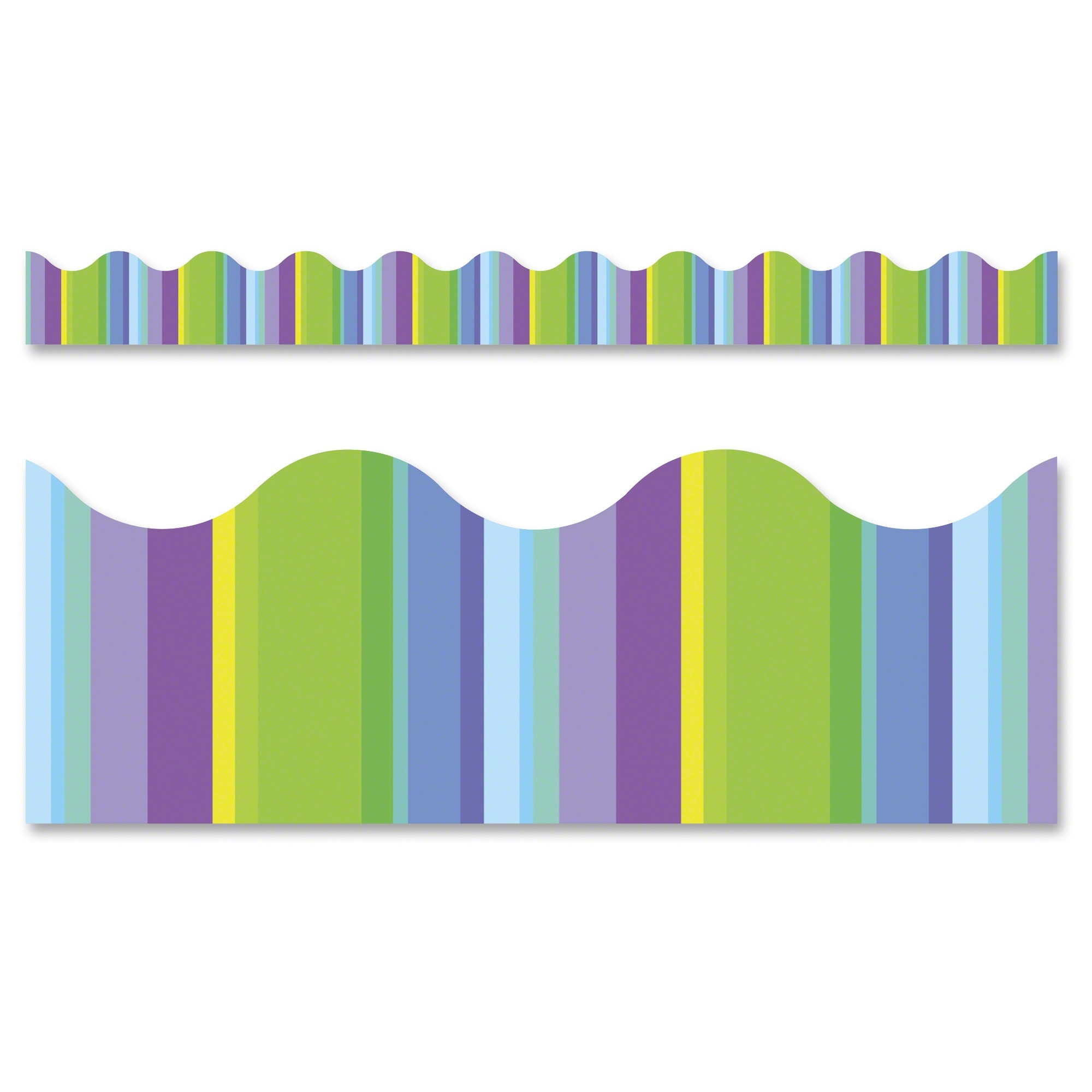 Trend Cool Stripes Terrific Trimmers