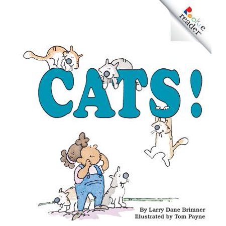 Cats! (a Rookie Reader) (Cats Book)