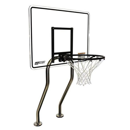 S.R. Smith Swim N' Dunk Stainless Steel Challenge Basketball Game, Stainless Steel