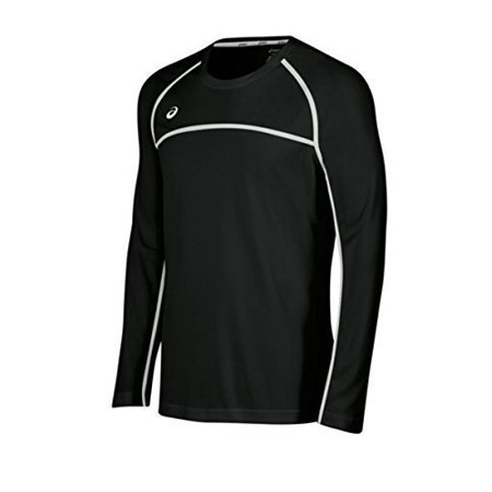 Asics Mens Conform Long Sleeve Jersey Cross Training Athletic  T-Shirt -