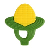 Bright Starts On the Cob Teether - Easy-Grasp Toy - BPA Free, Ages Newborn +