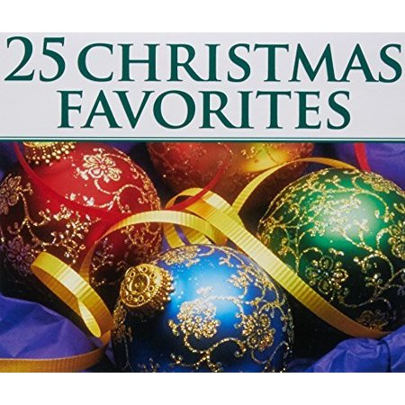25 Christmas Favorites (CD)