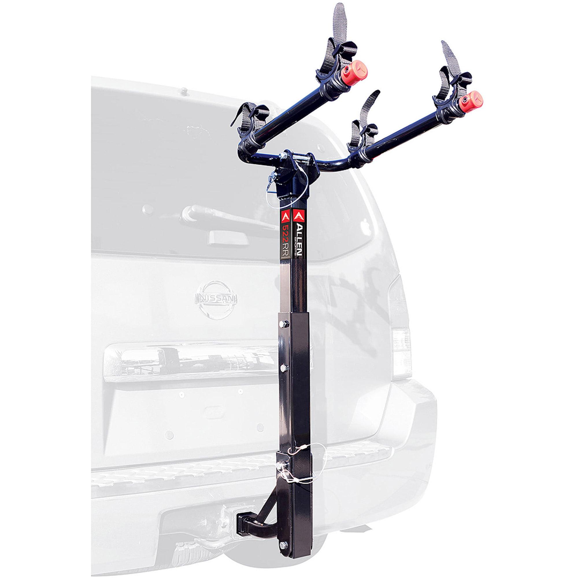 Allen Sports 522RR Deluxe 2-Bike Hitch Mounted Bike Rack by Generic