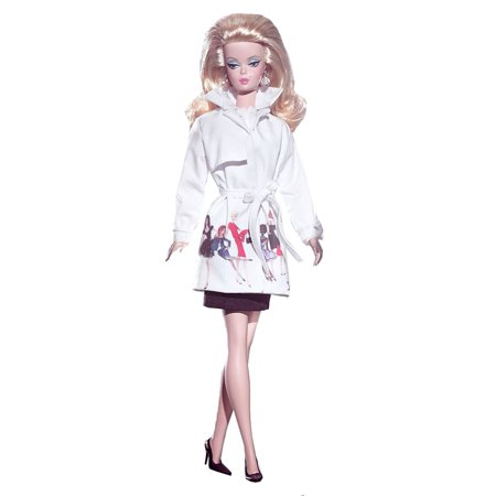 Barbie Fashion Model Robert Best Signature Collection: Trench Setter (Robert Best Barbie Calendar)