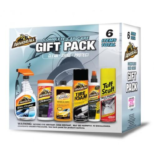 Armor All Complete Car Care Gift Pack, Car Wash, Car Detailing & Car Cleaning Kit (6 Pieces) - Walmart.com