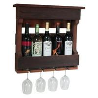Gronomics Wall Mounted Wine Rack