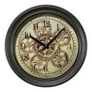 La Crosse Technology Gears 13.11'' Wall Clock