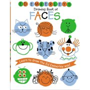 Ed Emberley Drawing Books: Ed Emberley's Drawing Book of Faces (Hardcover)