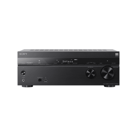Sony 7.2 Channel Dolby Atmos Wi-Fi Network AV Receiver - (Best Wifi Av Receiver)
