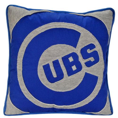 MLB - Chicago Cubs Big Logo Sweatshirt Pillow