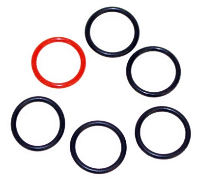 TRINITY Repair Oring Kit For Spyder Paintball Guns.