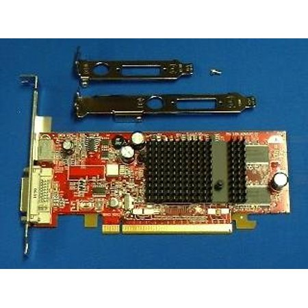 DELL 398332-001 ATI Radeon X600 128MB PCI-E DVI W/ TV-Out Video Card