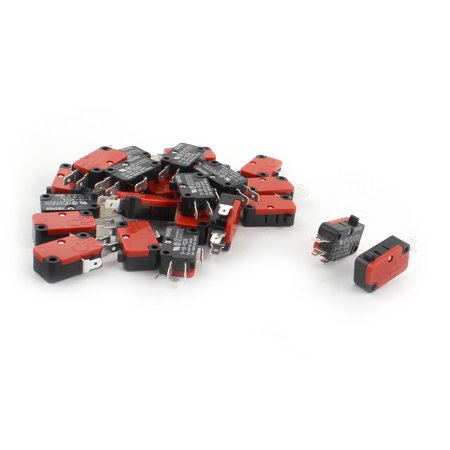 Replacement Limit Switch (25pcs Micro Limit Switch Button SPDT Momentary Snap Action Home Replacements )