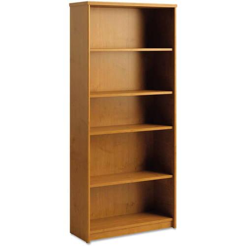 Office Connect By Bush Furniture Envoy Series Five-Shelf Bookcase, 29 7/8w x 11 3/4d x 66 3/8h