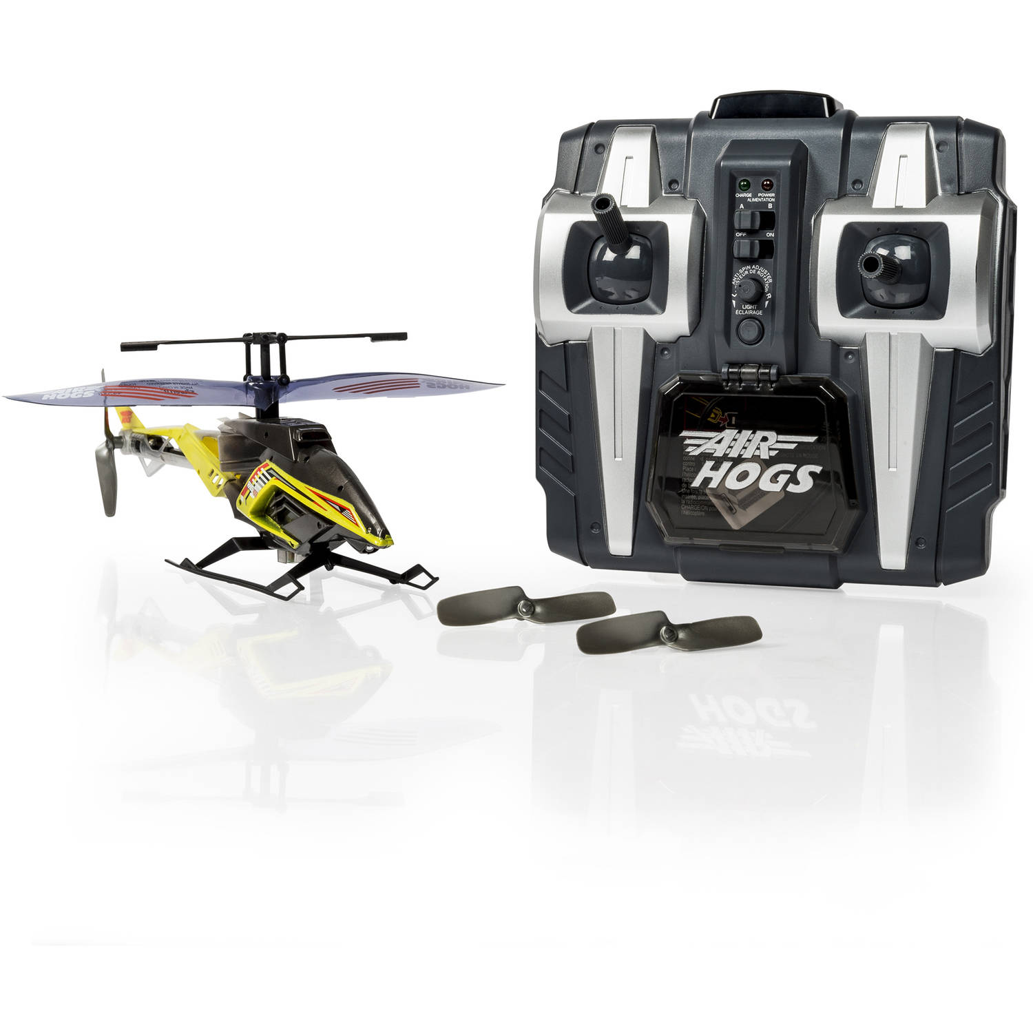 Air Hogs RC Axis 400x R/C Helicopter, Yellow