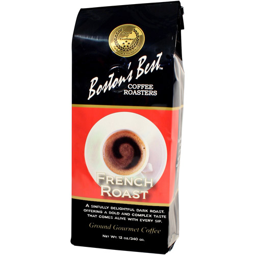 best french roast ground coffee