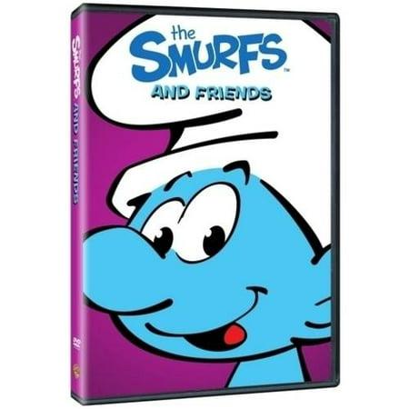Smurf & Friends [DVD]