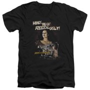 Mgm Army Of Darkness Reeeal Ugly! Mens V-Neck Shirt