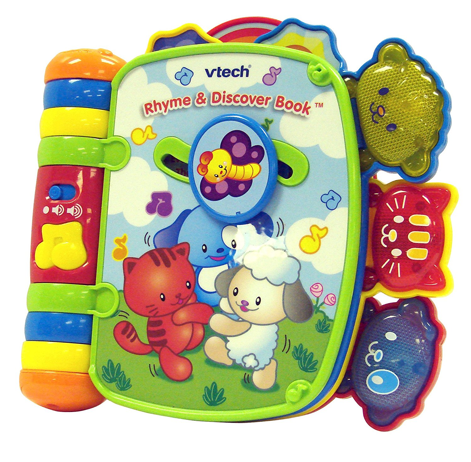 Rhyme and Discover Book (Discontinued manufacturer), USA, Brand VTech by