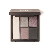 e.l.f. Clay Eyeshadow Palette, 81924 Smoked to Perfection, 0.26 Oz.