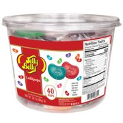 Jelly Belly Lollipops Tub 40 pieces