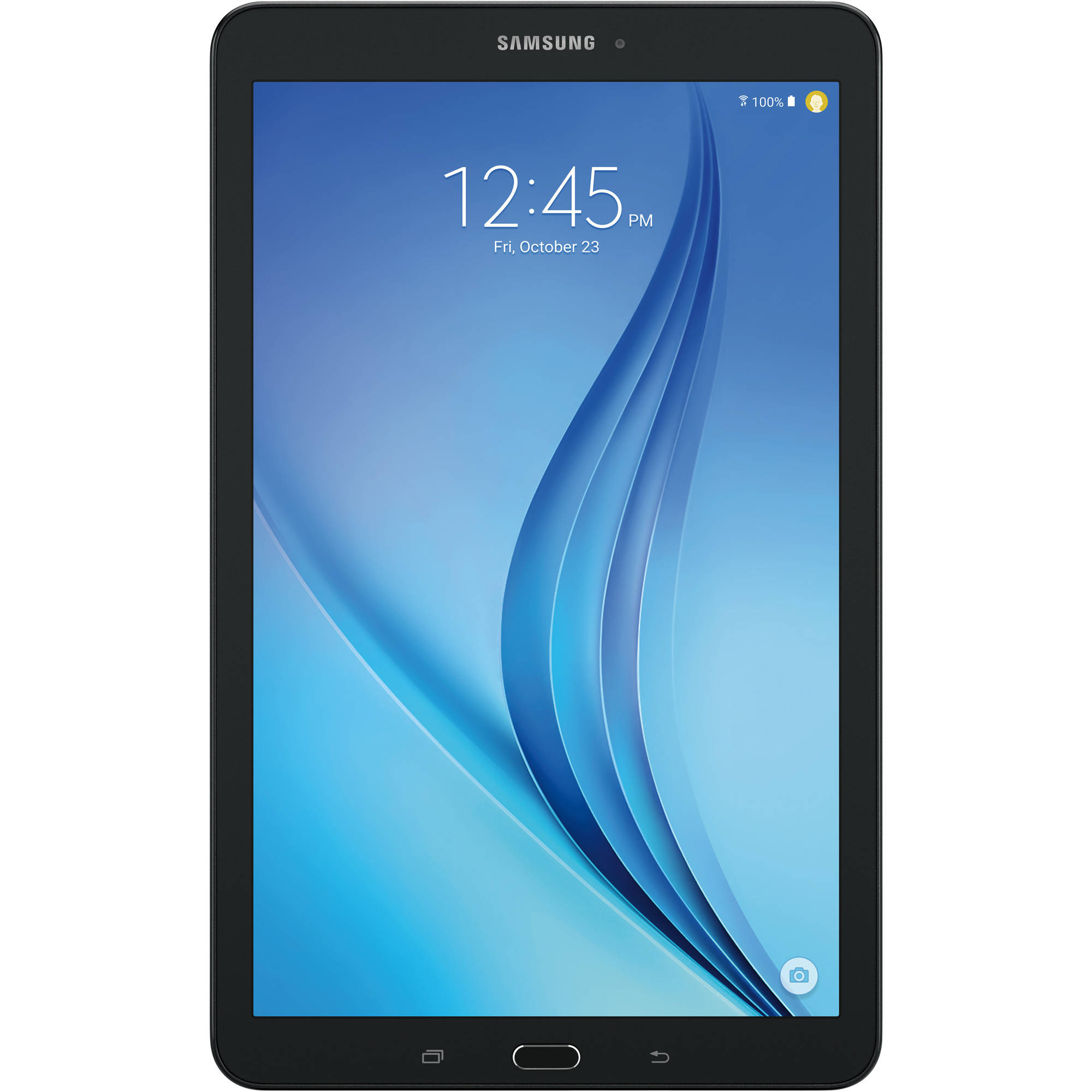 "Refurbished Samsung Galaxy Tab E with WiFi 9.6"" Touchscreen Tablet PC Featuring Android 5.1 (Lollipop) Operating System"