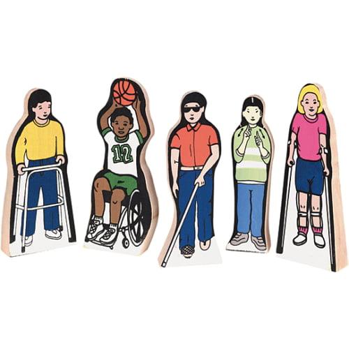 Special Needs Children (Set of 5)