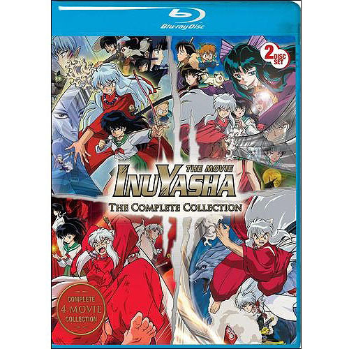 InuYasha: The Movie - The Complete Collection (Blu-ray) (Widescreen)