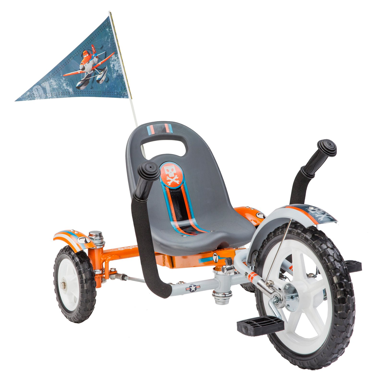 Mobo Tot Disney Planes Dusty: A Toddler's Ergonomic 3-Wheeled Cruiser