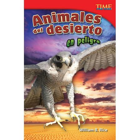 Animales del desierto en peligro - eBook](Peligros Del Halloween)