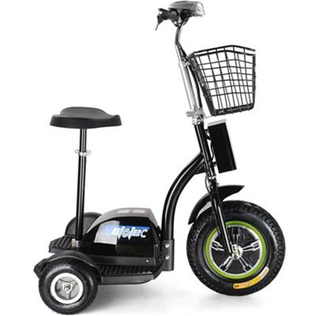 MotoTec MT-TRK-500 Electric Trike - 500W