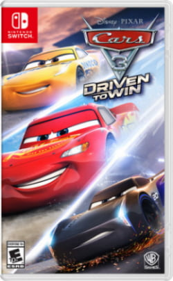 Cars 3: Driven to Win, Disney, Nintendo Switch