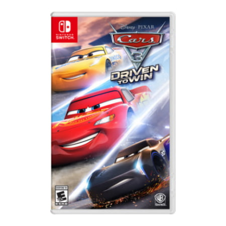Cars 3: Driven to Win, Disney, Nintendo Switch