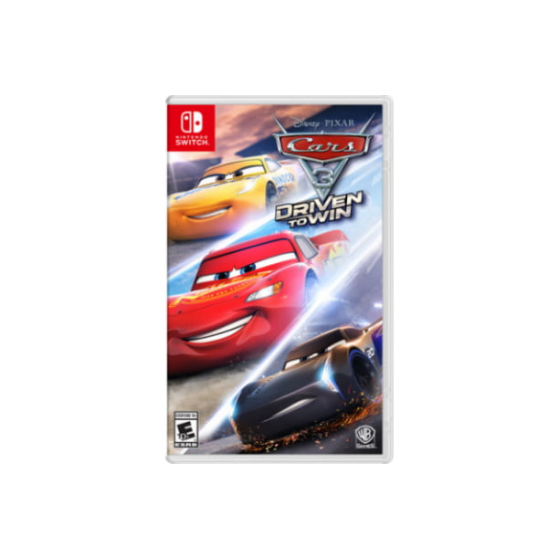 Cars 3 Driven To Win Disney Nintendo Switch Walmart Com