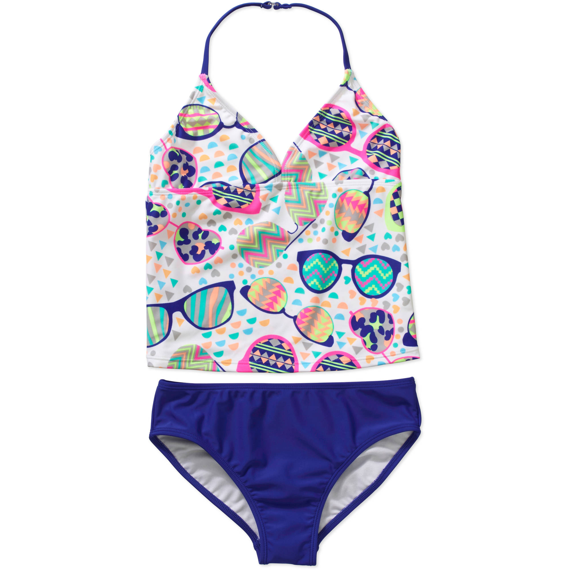OP Girls' Fun in The Sun Tankini Swimsuit