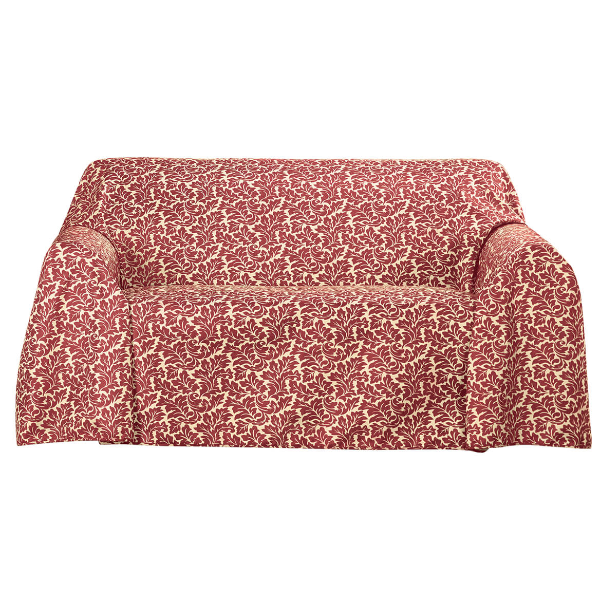 Damask II Loveseat Throw