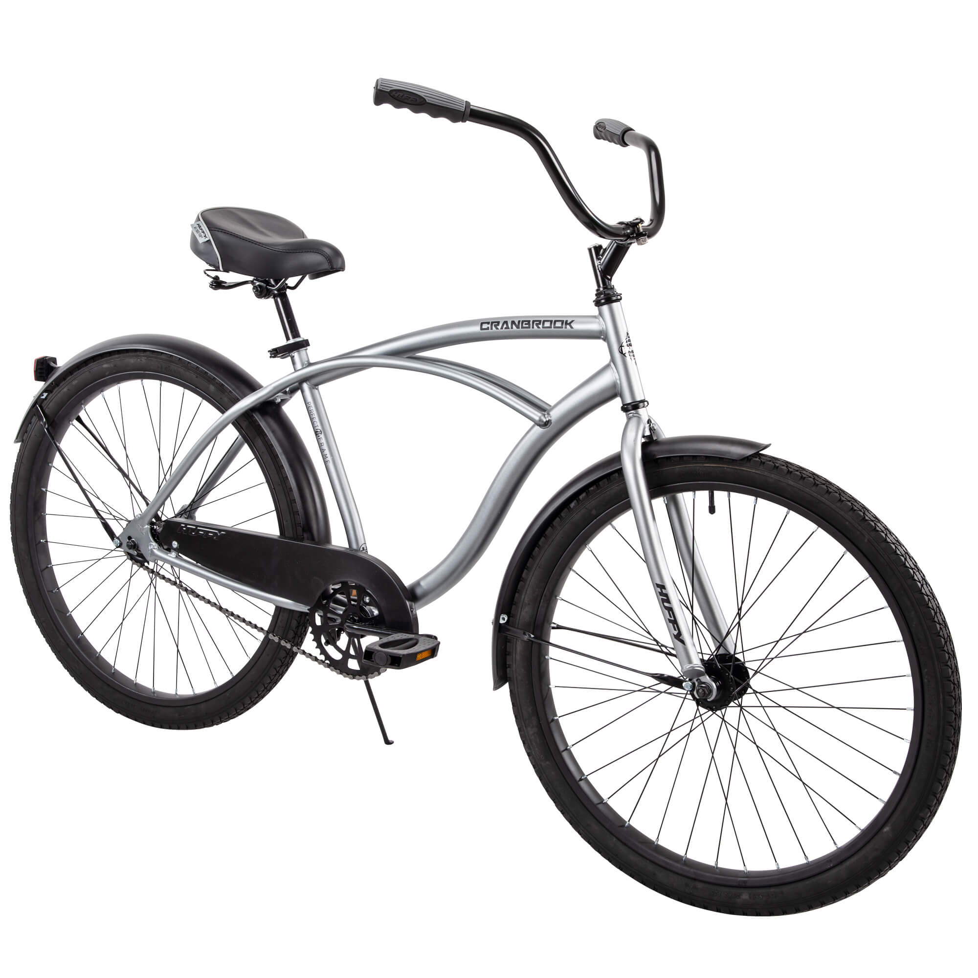 "Huffy 26"" Cranbrook Men's Beach Cruiser Comfort Bike"