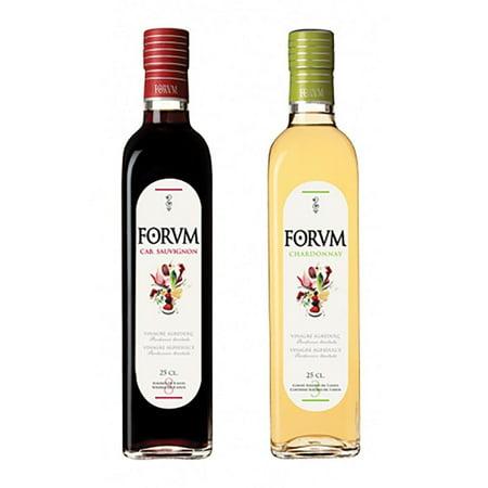 Forum Cabernet Vinegar - 17 fl oz (500mL) Spanish Red Wine Vinegar Shop Spanish Wine
