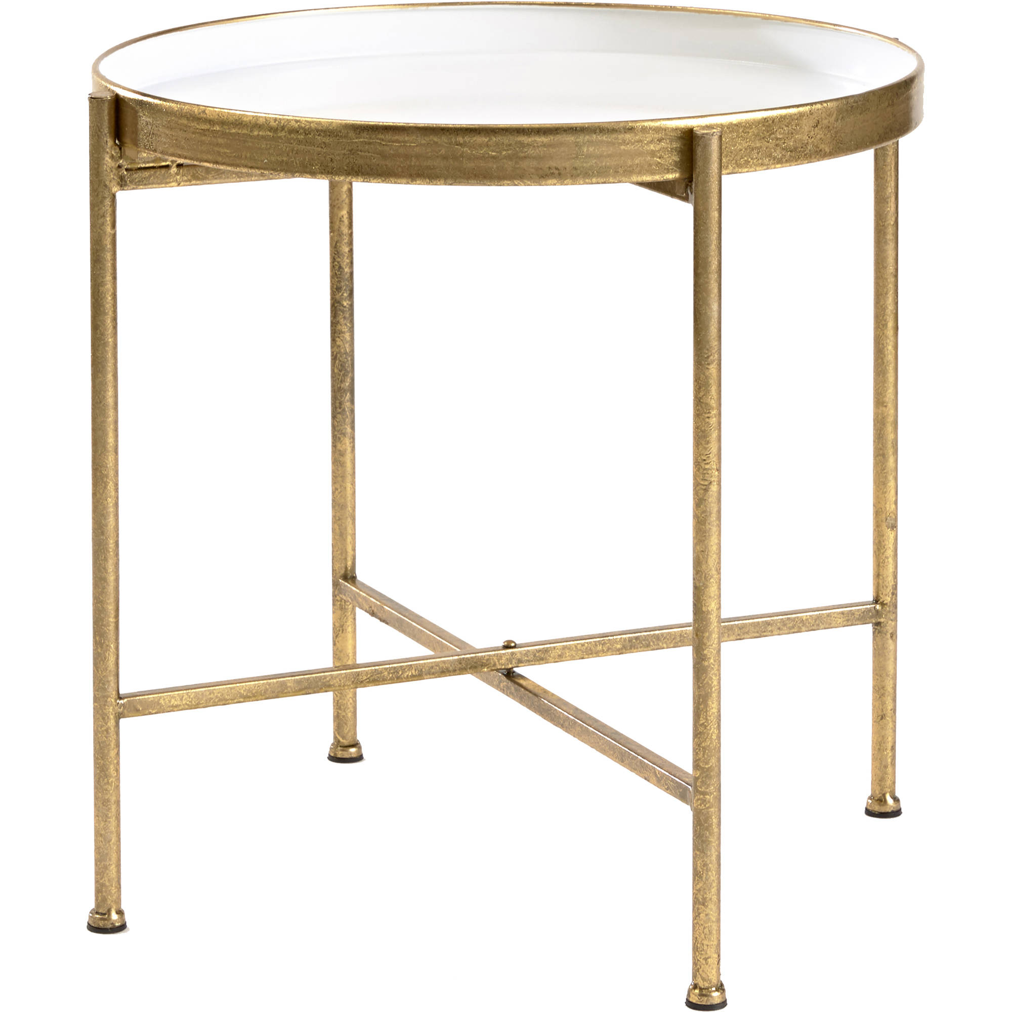 InnerSpace Large Gild Pop Up Tray Table by Generic