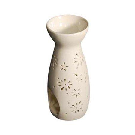 Royal Massage Tea Light Aromatherapy Oil Burner - Saki