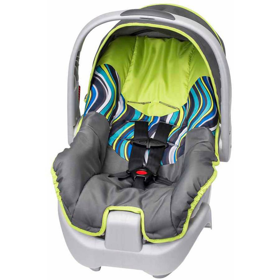 Evenflo Nurture Infant Car Seat, Sage