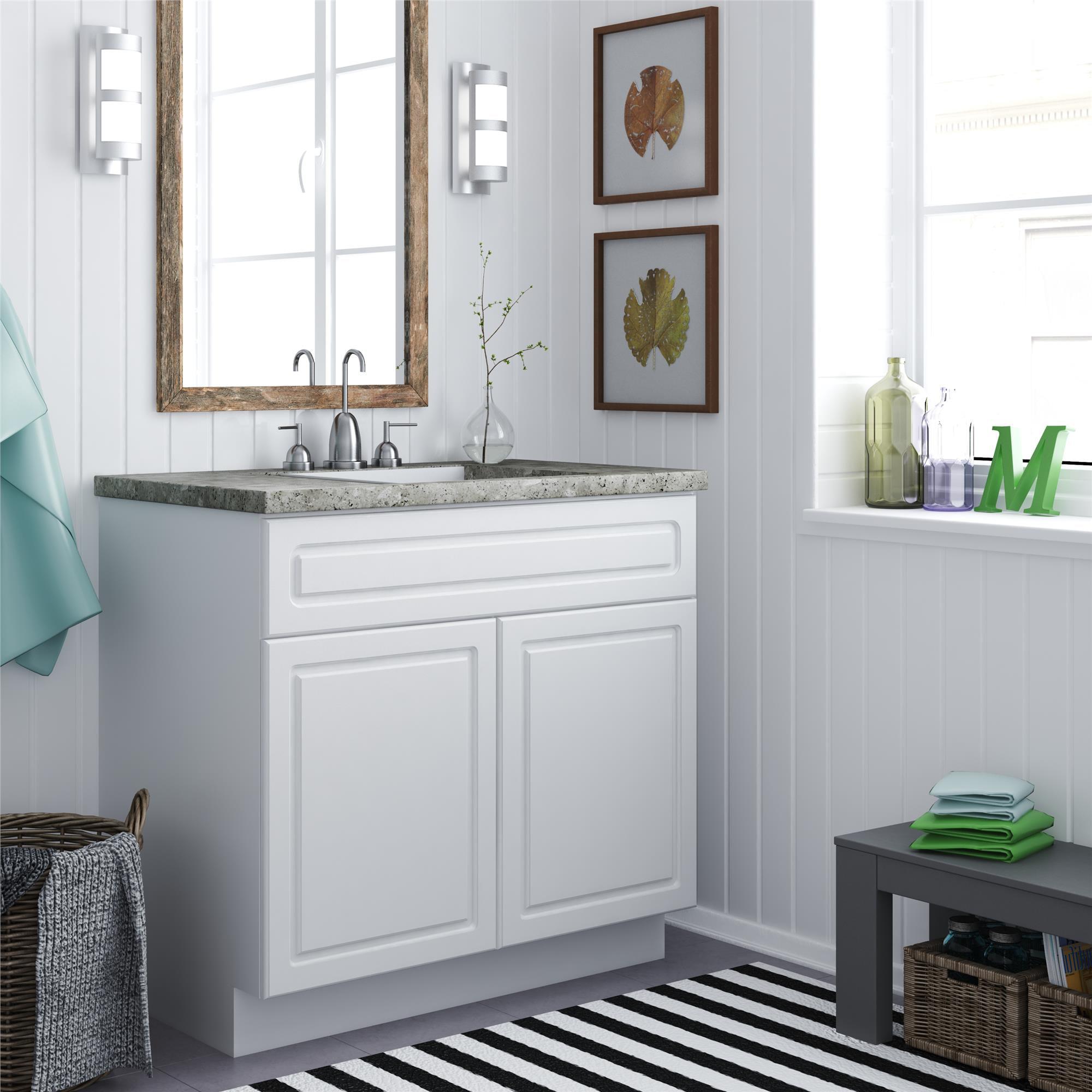 Heartland Cabinetry Keystone Bath Vanity Cabinet-Size:36\