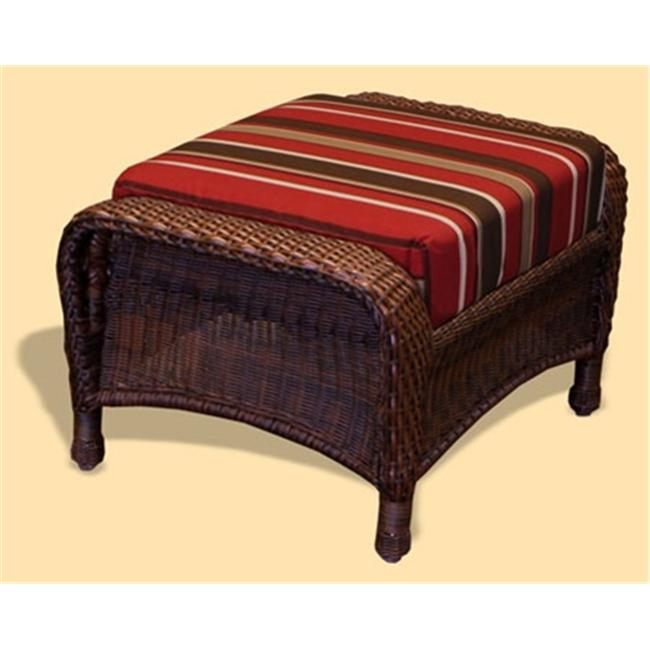 Tortuga LEX-O1 Lexington Resin Wicker Ottoman