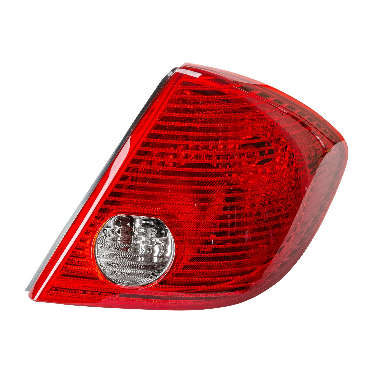 TYC 11-6101-00-1 Right Side Tail Light Assembly for 05-10 Pontiac G6 GM2801201