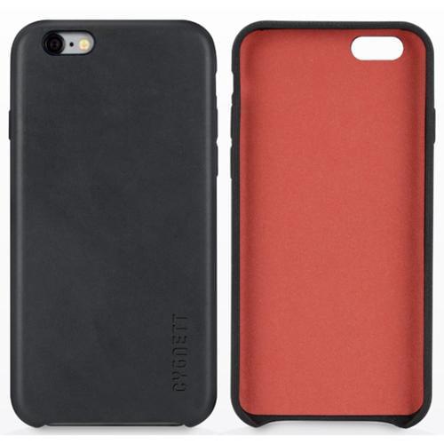 Cygnett Urbanwrap Case For Iphone 6s & 6 - Black Leather - Iphone 6s, Iphone 6 - Black - Leather (cy1828cpurb)