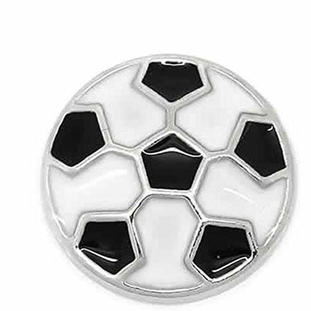 Football Floating Charms For Glass Living Memory Lockets
