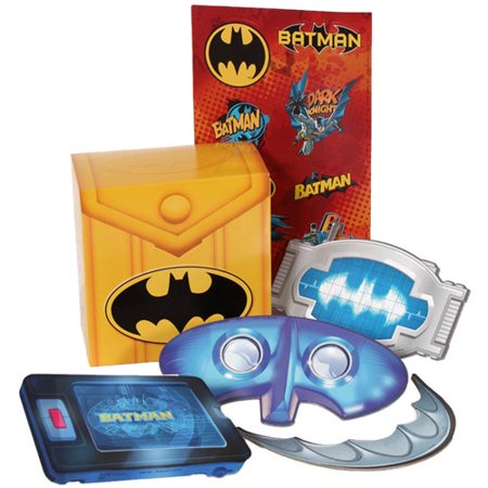 Batman 'Heroes and Villains' Utility Belt Favor Kits (4ct)](Batman Favors)