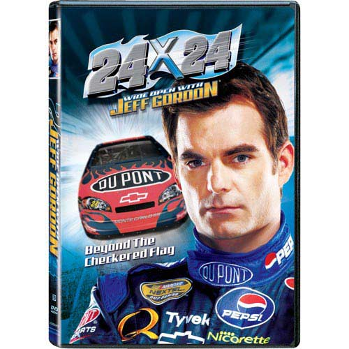 24x24 Wide Open With Jeff Gordon (Widescreen) by Lionsgate