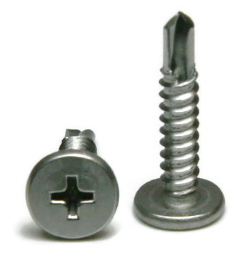 """#14 x 3//4/"""" License Plate Security Screws Torx Button Head Stainless Steel Qty 25"""