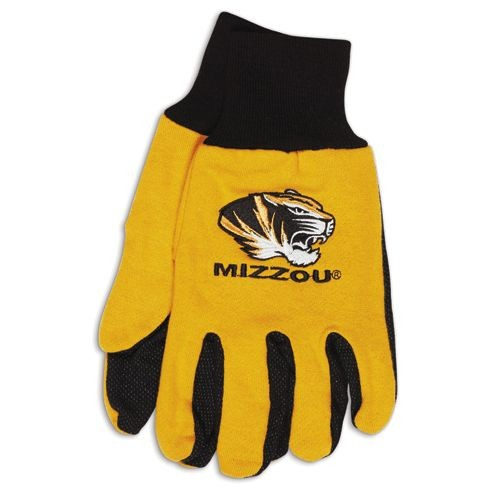 Missouri Tigers Two Tone Gloves Adult by Wincraft, Inc.
